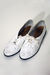 white vintage shoes