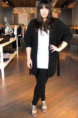 Rag and Bone sweater - Nine West shoes