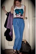 Topshop blazer - Zara pants