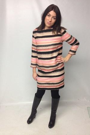 MSGM dress - dvf boots
