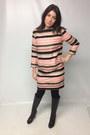 Dvf-boots-msgm-dress