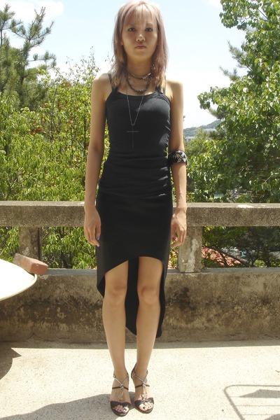 black Sonia Rykiel bracelet