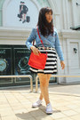 Sky-blue-jjeans-shirt-red-zara-bag-white-converse-sneakers