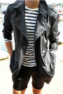 Black-burberry-coat-black-cheap-monday-shorts-black-prada-shoes-white-h-m-