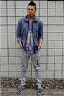 Blue-marc-by-marc-jacobs-jacket-gray-h-m-pants-blue-tommy-hilfiger-shoes-g
