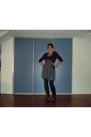 Black & Grey!