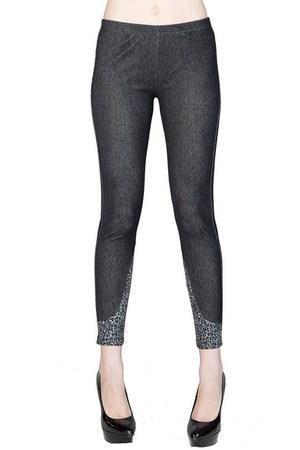 leopard print Yelete leggings