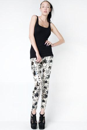 printed Stella Elyse leggings