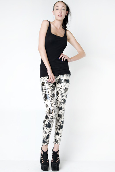 printed Stella Elyse leggings
