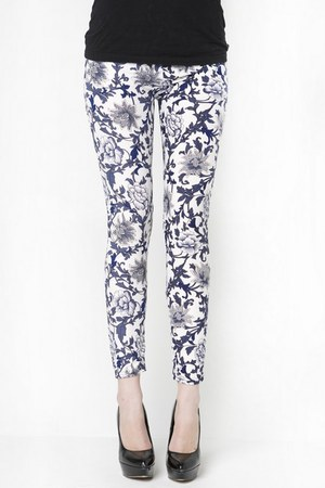 china print Stella Elyse leggings
