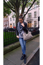 Chanel sneakers - Louis Vuitton scarf - balenciaga bag