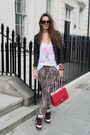 Red-chanel-bag-anna-karin-karlsson-sunglasses-isabel-marant-sneakers