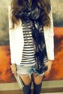 Primark-scarf-giuseppe-zanotti-boots-zara-jacket-primark-purse