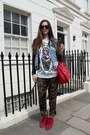 Bershka-jacket-red-celine-bag-zara-pants-primark-t-shirt