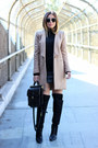 Black-zara-boots-camel-lioness-coat-black-turtleneck-zara-sweater