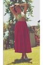 Cotton-on-swimwear-vintage-skirt-guess-heels