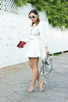 Flirty Winter White