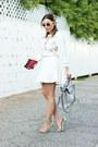 White-cropped-tobi-sweater-off-white-clear-celine-sunglasses