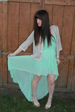 Love dress - luluscom blazer - Sole Society heels