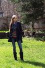 Blue-coat-black-boots