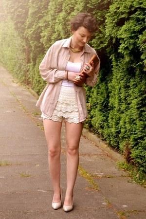 OASAP shorts - OASAP heels