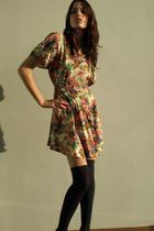 beige vintage from Ebay dress