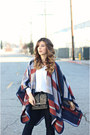Navy-guess-jeans-black-rebecca-minkoff-bag-white-marciano-top