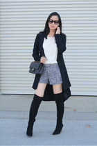 Tobi blazer - Chanel bag