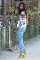 H&M top - Prabal Gurung for Target heels