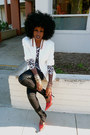 Ruby-red-guiseppe-zanotti-shoes-white-h-m-blazer-ivory-h-m-top-black-willi
