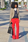 Navy-jcrew-sweater-tawny-plaid-blazer-white-jcrew-shirt