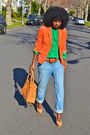 Light-blue-michael-kors-jeans-carrot-orange-jcrew-blazer