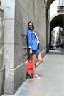 Red-mango-bag-red-canvas-converse-sneakers-blue-mini-skirt-choiescom-skirt