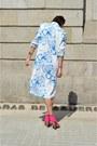 Bubble-gum-leather-suede-don-donna-boots-white-shirt-dress-zara-dress