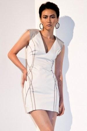 off white Althea Harper dress