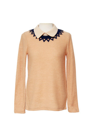 collar top Style by Marina top