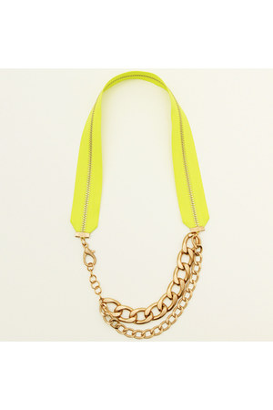 necklace chain Style by Marina necklace