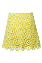 Cottonpolyester Style By Marina Skirts