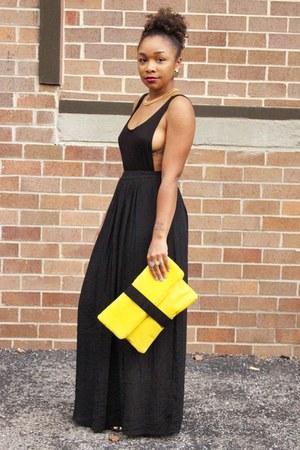 asos bodysuit - Love Cortnie bag - Nordstrom skirt