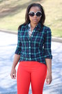 Aldo-heels-anthropologie-sunglasses-jcrew-pants-jcrew-top
