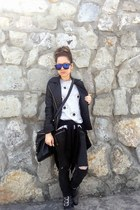 c&a jacket - ankle boots Tally Weijl boots - knee ripped Terranova jeans