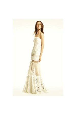 lace BCBG dress