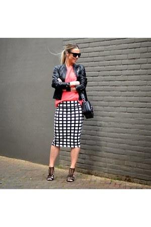 Primark skirt - Cleas iversen heels