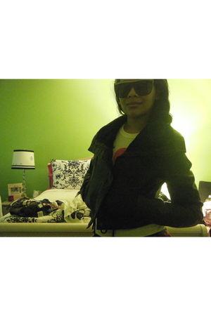 black Charlotte Russe jacket