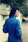 Blue-susanna-vesna-bodysuit-silver-zara-heels
