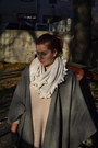 Ivory-unknown-scarf-brown-new-yorker-boots-light-pink-h-m-sweater