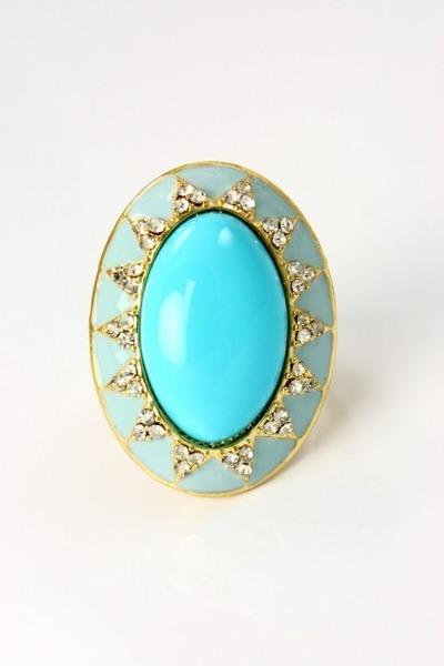 Swell Caroline ring