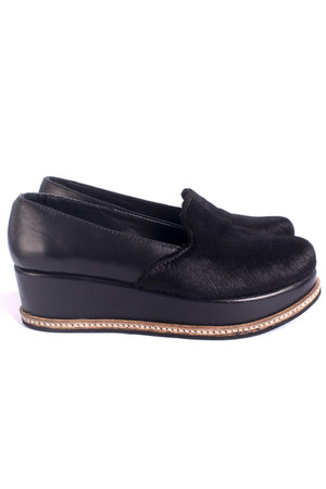 100 leather TELMA shoes