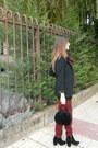 Zara-boots-tintoretto-blazer-cortefiel-scarf-zara-jumper-zara-pants