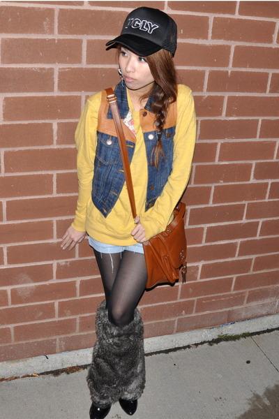 Black Leg Warmers Hu0026M Socks Yellow Mens Old Navy Sweaters Brown Hu0026M Bags | U0026quot;Uglyu0026quot; By ...